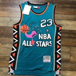NWT Michael Jordan Bulls 96 All Star Jersey 🔥🔥🔥
